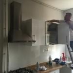 Dégraissage de cuisine