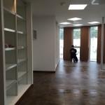 remise en état de locaux administratifs après travaux