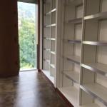 remise en état, fin de chantier, lessivage de casiers, murs / Le Phare à Grenoble